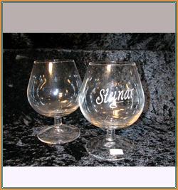 Gravere glass selv